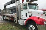HIAB XS 335K with Peterbilt Truck Package For Sale